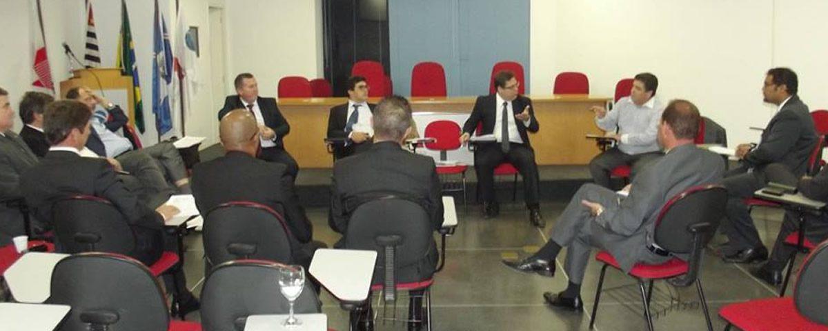 Reunião Presidentes Alto Tietê