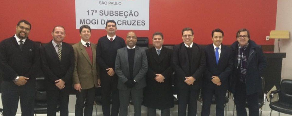 Reunião de Presidentes do Alto Tietê, na subseção de Mogi das Cruzes