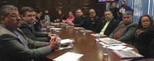Reunião com prefeito