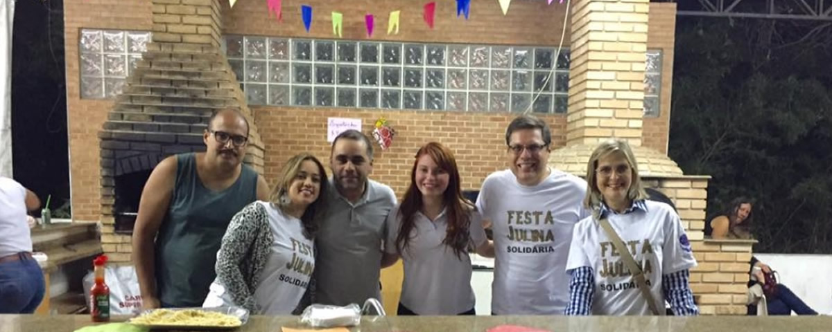 Festa Julina Solidária