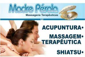 SPA Madre Pérola Massagens Terapêuticas
