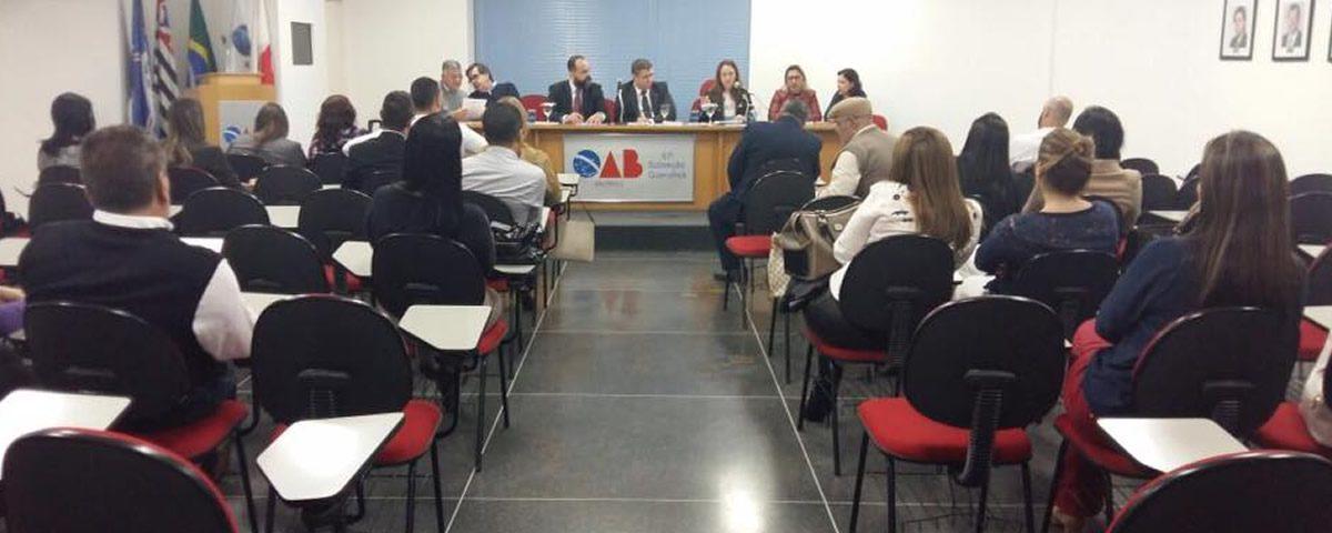 You are currently viewing Comissão de prerrogativas realizou reunião aberta para discutir as dificuldades de atuação junto ao INSS