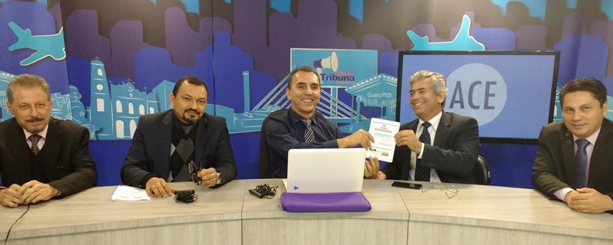 You are currently viewing OAB Guarulhos no programa Tribuna Livre