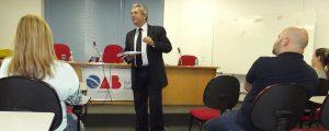 Palestra: Projeto Eleições Limpas