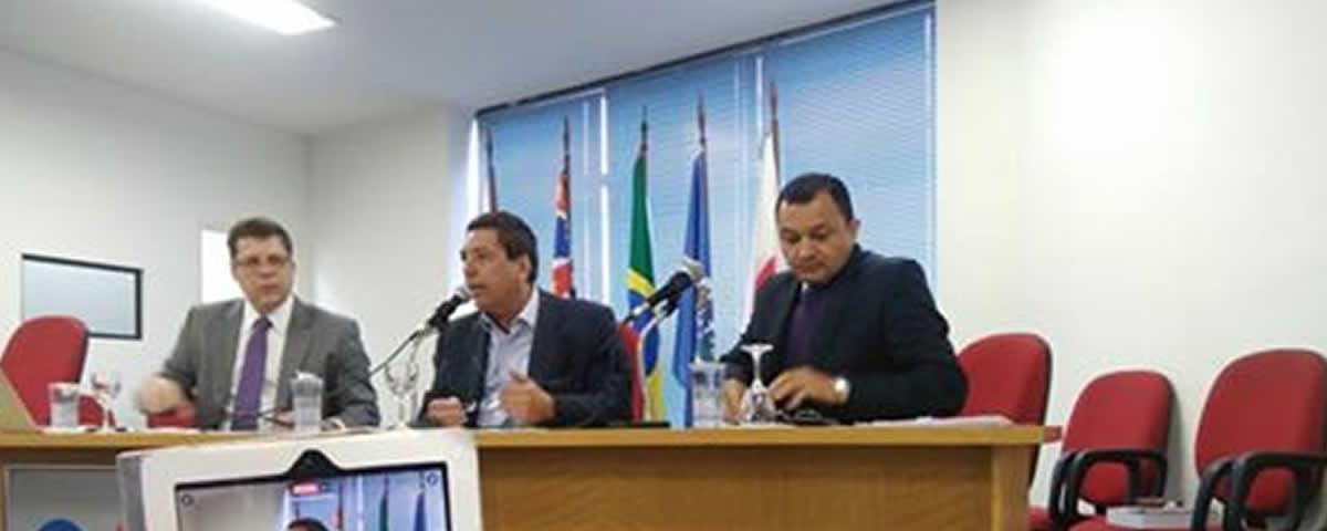 Encontro com Candidatos a Prefeito de Guarulhos – Candidato a Prefeito Martello