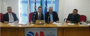 Encontro com Candidatos a Prefeito de Guarulhos – Candidato a Prefeito Carlos Roberto