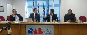 Encontro com Candidatos a Prefeito de Guarulhos – Candidato a Prefeito Guti
