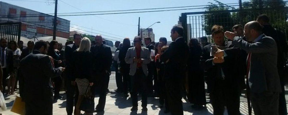 Advogados Mobilizam-se Contra Juíza da 8ª Vara Cível de Guarulhos