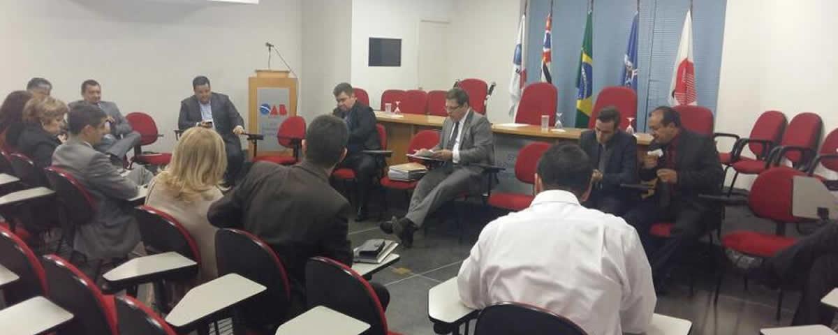 Reunião com os Presidentes das Comissões
