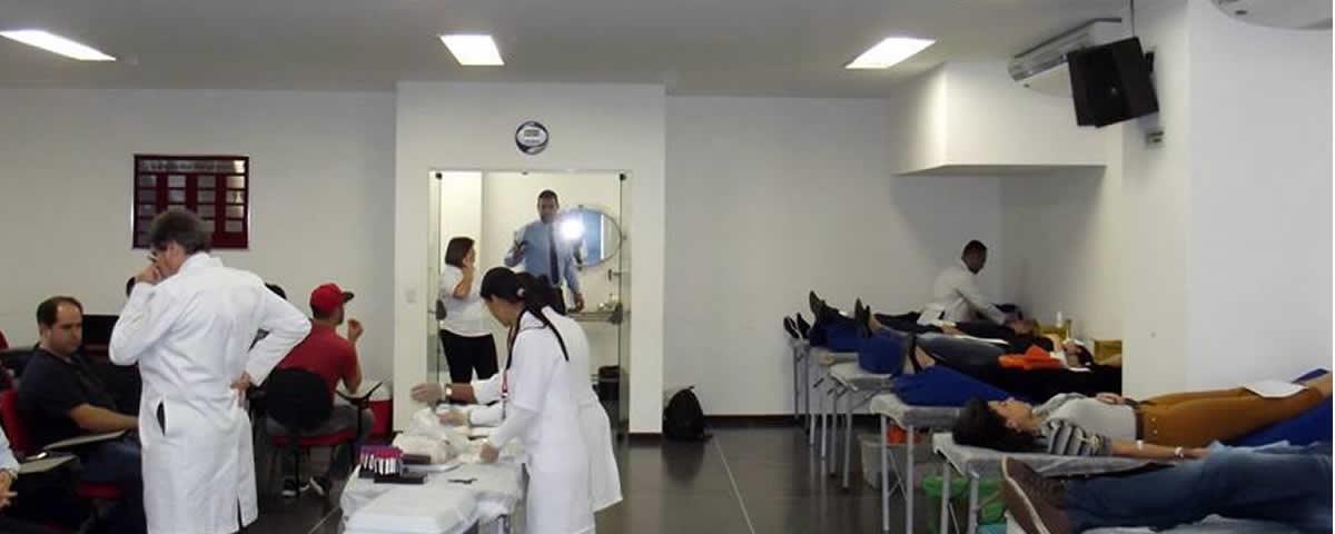 09ª Campanha de Doação de Sangue OAB Guarulhos