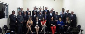 Fórum de Presidentes das Subseções do Alto Tietê