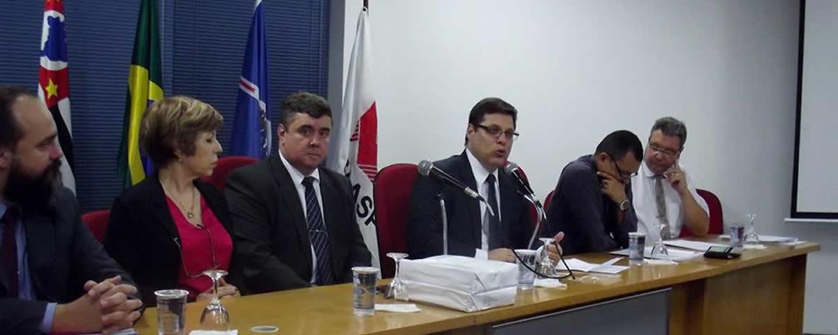 You are currently viewing Reunião Trimestral das Comissões