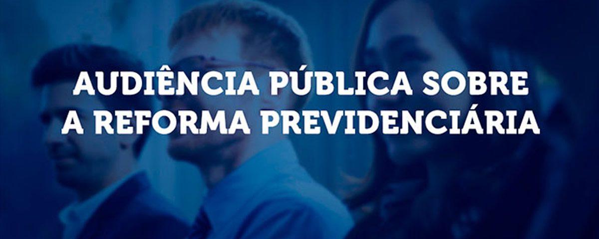 OAB SP promove audiência pública sobre reforma previdenciária