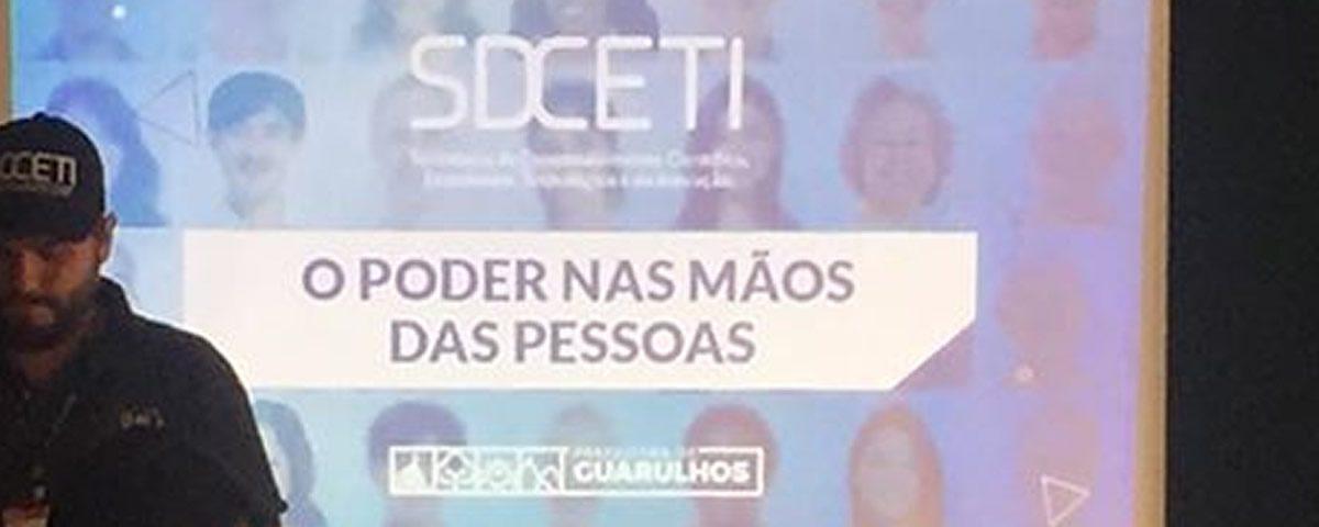 You are currently viewing Reunião de apresentação do plano estratégico da SDCETI