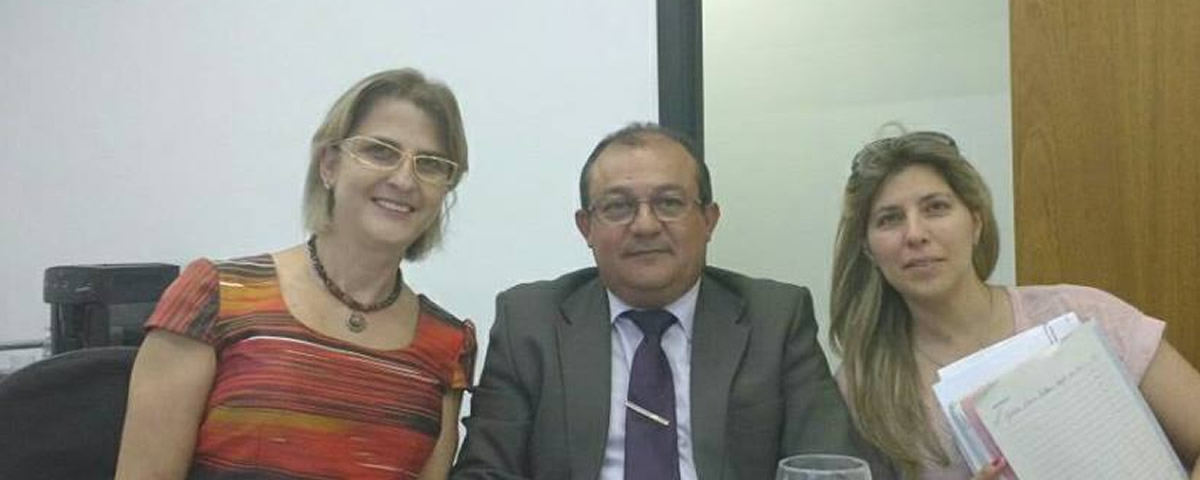Reunião com a Comissão de Assistência Judiciária e Convênios