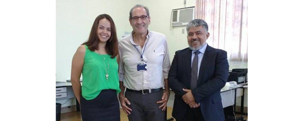 Reunião da Comissão de Direitos Humanos e Minorias da OAB com o Secretário de Saúde do Município de Guarulhos