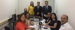 Reunião da Comissão de Prerrogativas para solução dos problemas relativos ao atendimento e ao acesso dos advogados e da população ao posto do INSS em Guarulhos