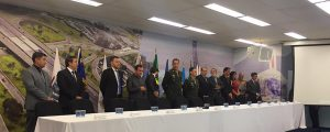 Posse dos Prefeitos Municipais da região como Presidentes das Juntas de Serviço Militar
