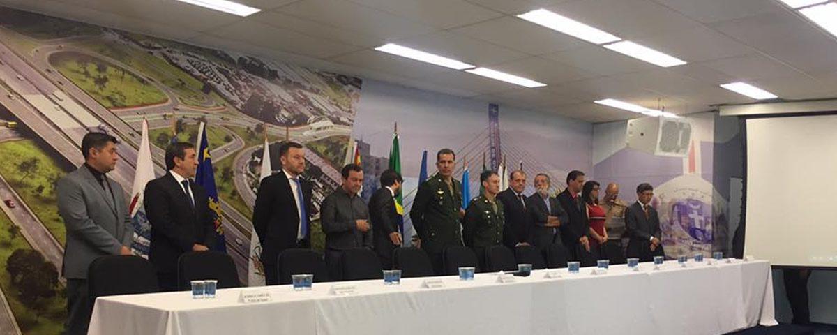 You are currently viewing Posse dos Prefeitos Municipais da região como Presidentes das Juntas de Serviço Militar