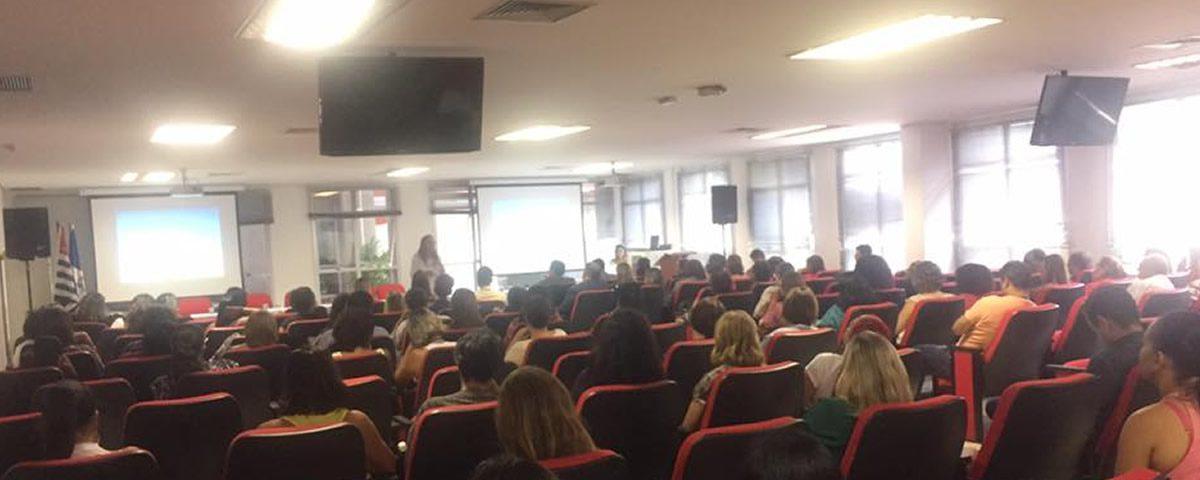 Abertura do mês da Mulher na Coordenadoria da Mulher da Prefeitura Municipal de Guarulhos