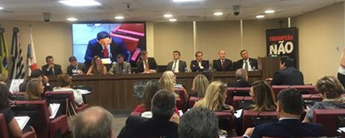 Reunião do Conselho Seccional