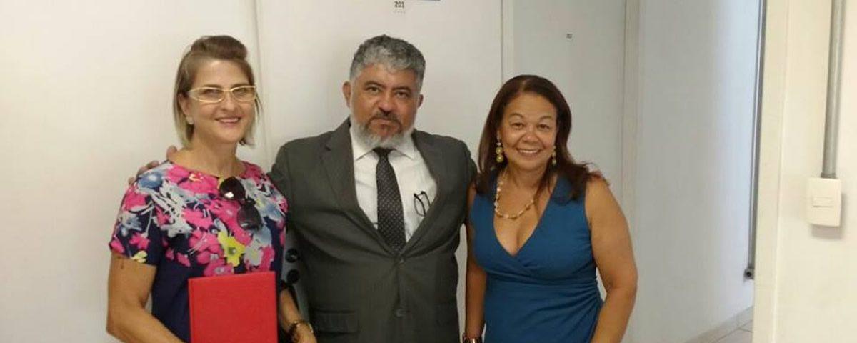 Comissão De Direitos Humanos do Sistema Carcerário reuniu-se com o juiz da Vara de Execução Criminal
