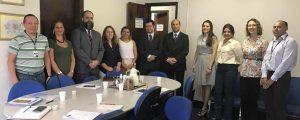 Reunião entre a Comissão de Direitos e Prerrogativas e INSS