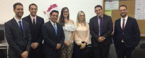 Reunião do Núcleo de Direito Material e Processual do Trabalho