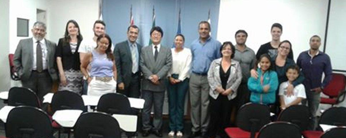 Palestra: I Encontro de Estudos de Mediação da OAB Guarulhos