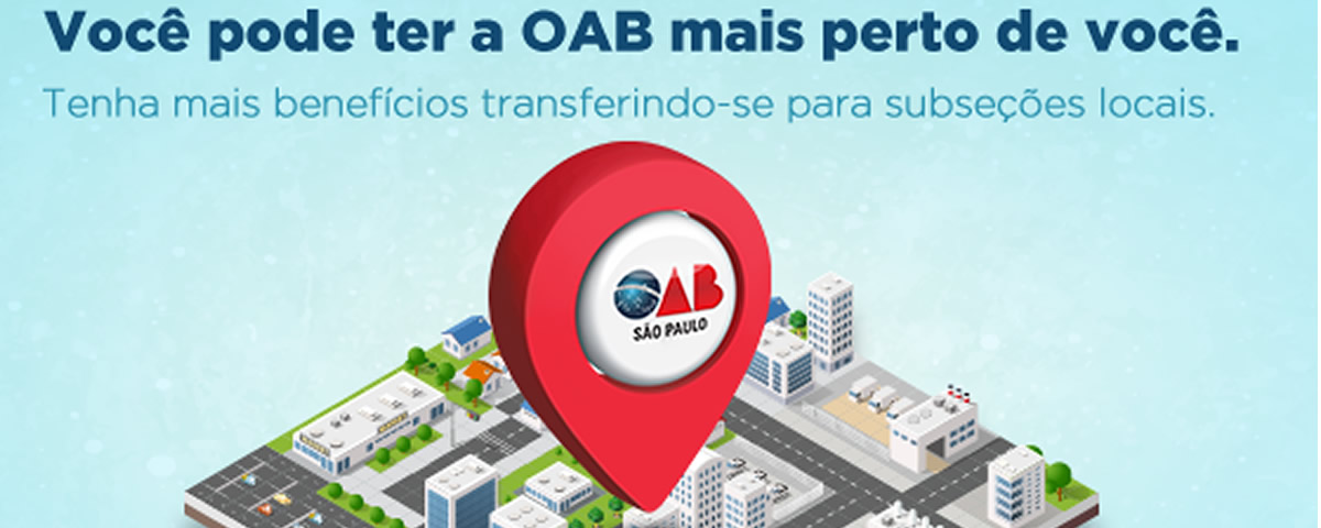 You are currently viewing Campanha de transferência para Subseções