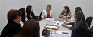 Reunião da Comissão da Mulher Advogada de Guarulhos