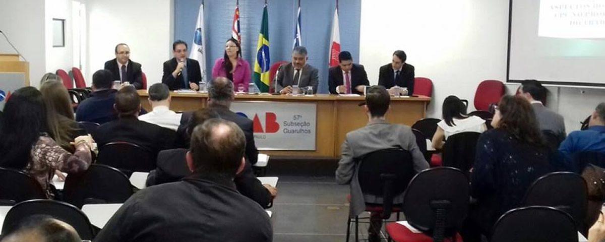 Palestra: Principais Aspectos do Novo CPC no Processo do Trabalho