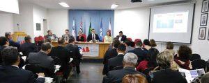 Reunião Trimestral das Comissões