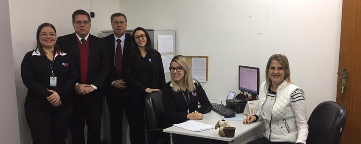 You are currently viewing Visita do coordenador do SGQ da OAB/SP, Sr. Berilo Gonçalves de Oliveira