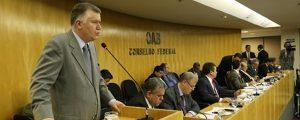 OAB aprova, com pesar, mais um pedido de impeachment contra presidente da República.