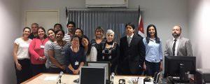 Inspeção Judicial na 3ª Vara Federal de Guarulhos