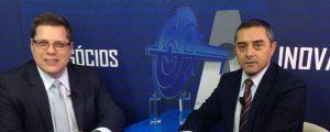 Entrevista ao jornalista Reinaldo Gomes no programa a Chave do Negócio