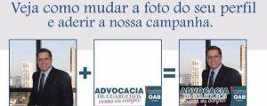 CAMPANHA INSTITUCIONAL de valorização da advocacia de Guarulhos