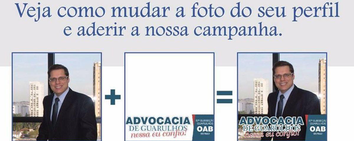 You are currently viewing CAMPANHA INSTITUCIONAL de valorização da advocacia de Guarulhos