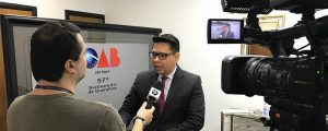 Dr. Abner Vidal concedeu entrevista a TV Câmara Guarulhos