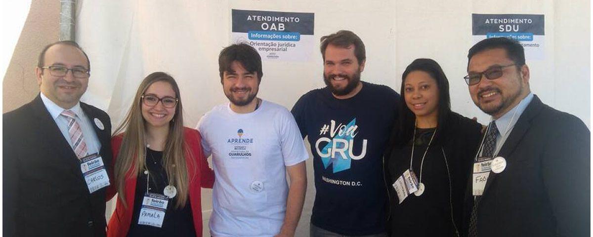 1° Feirão do Empreendedor de Guarulhos