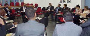 Reunião Mensal e Geral das Comissões