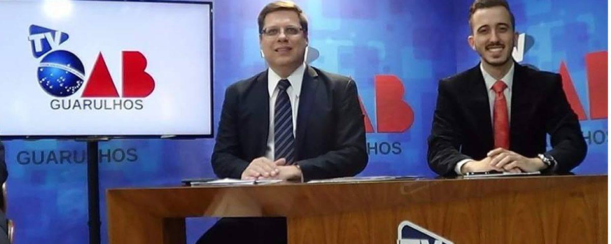 Estréia do Programa TV OAB GUARULHOS