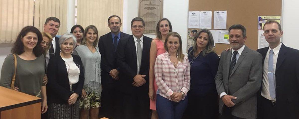 You are currently viewing Entrega das novas instalações das salas dos advogados