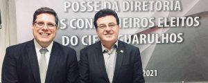 Posse da diretoria do CIESP Guarulhos