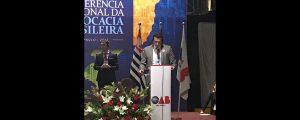 27 a 30/11-O Projeto Escolinha da Advocacia da OAB Subseção Guarulhos, é citado como exemplo na XXIII Conferência Nacional da Advocacia – SP