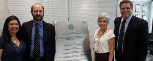 Solenidade de instalação da 2ª Vara Gabinete do JEF – Juizado Especial Federal de Guarulhos