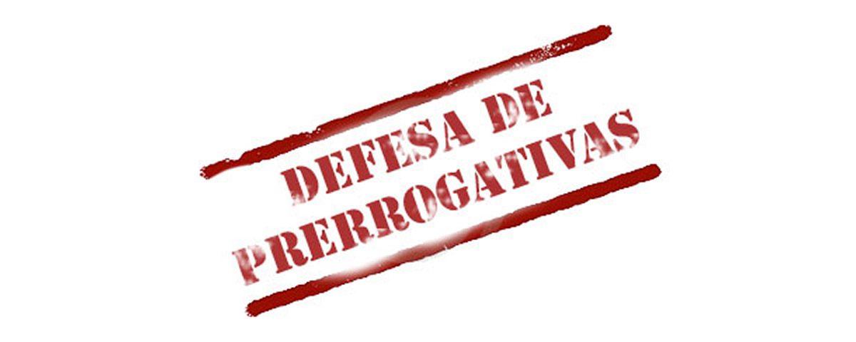 You are currently viewing Vídeo: Prerrogativa não é privilégio, é lei