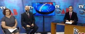 Programa TV OAB Guarulhos: Entrevista com a Comissão de Direitos e Prerrogativas da OAB e a Comissão de Sociedades de Advogados