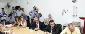 Abertura da CEI (Comissão Especial de Inquérito) na Câmara Municipal de Guarulhos
